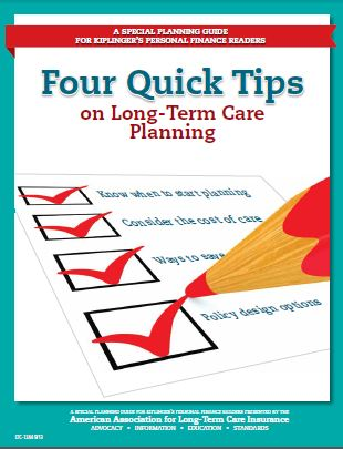 Four Quick Tips on LTC planning